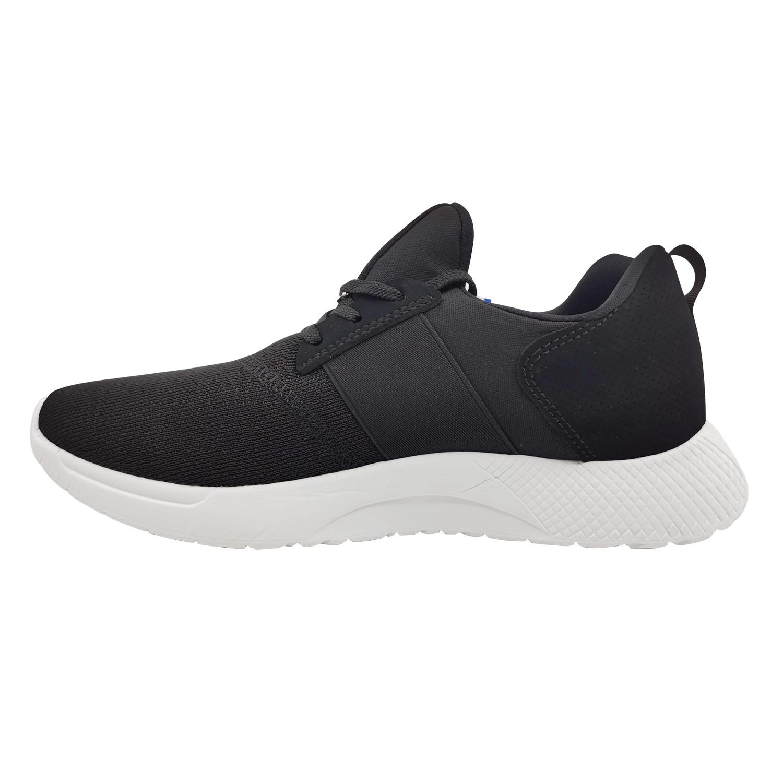 Zapatillas de Hombre Country Rock Michelin Negro-Blanco