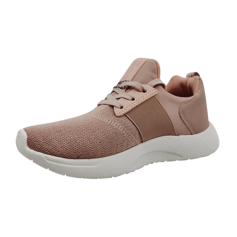 Zapatillas de Mujer Michelin Footwear Protek Urban Rosado-Blanco