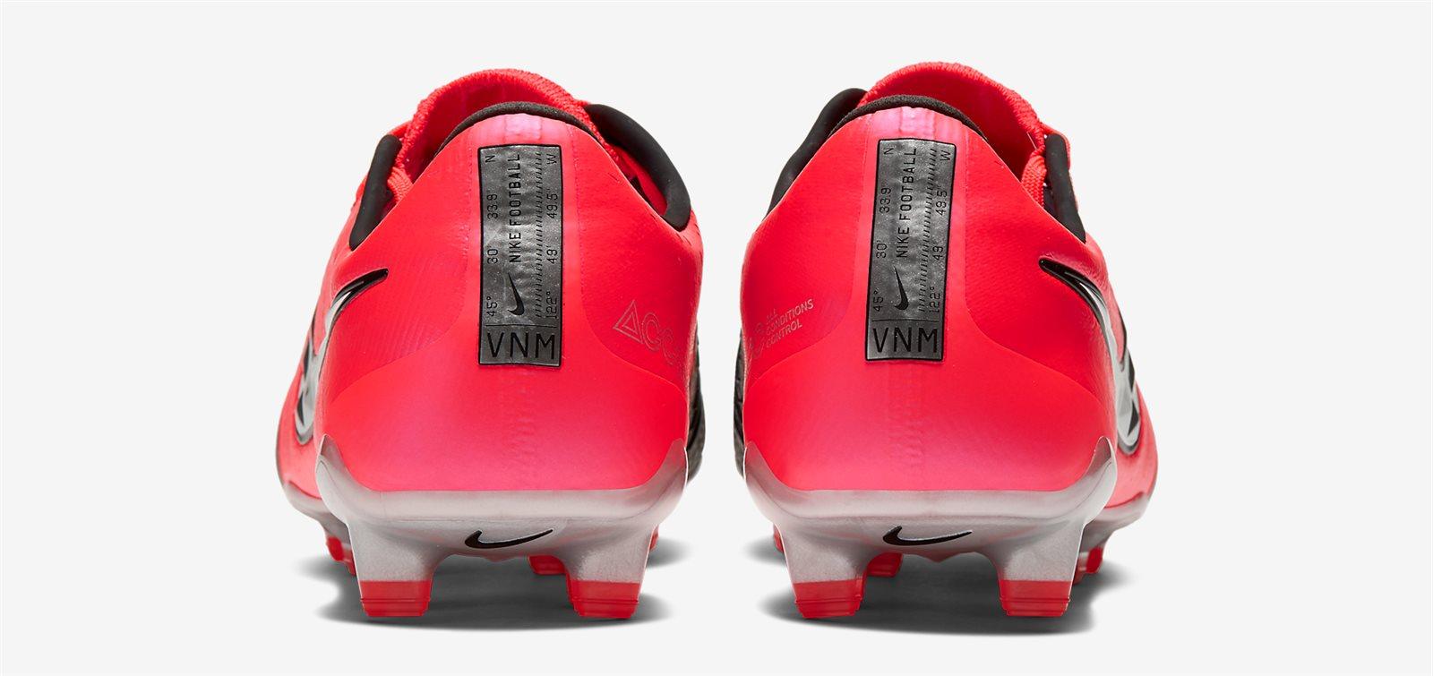 Zapatillas de Futbol para Hombre Nike Phantom Venom Elite FG rojo