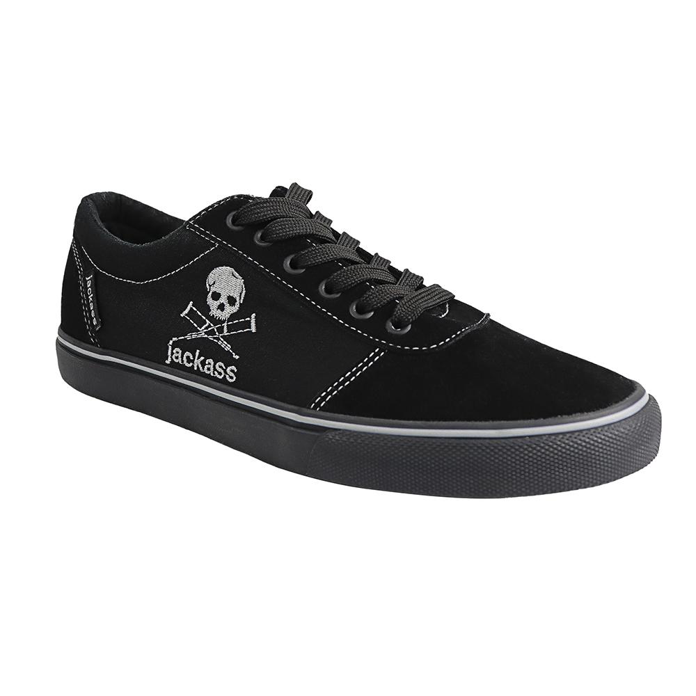 Zapatillas Juvenil Creazy Team Jackass Negro