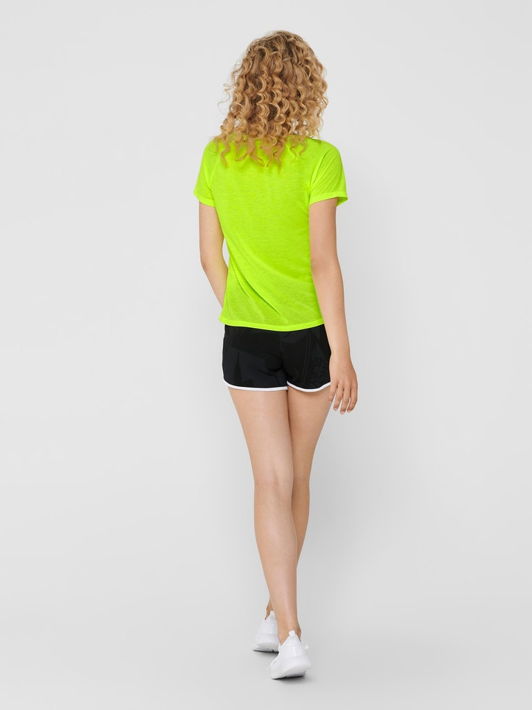 POLERA MUJER ONLY PLAY ALEXIA LIFE REGULAR VERDE