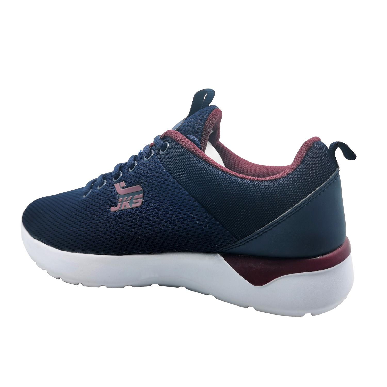 Zapatillas de Hombre Inspiration Jks Azul-Burdeo