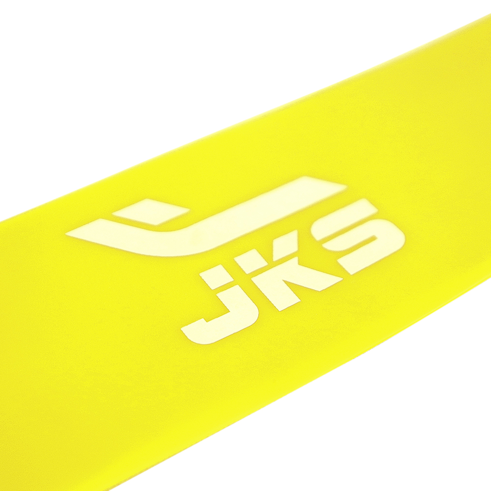 banda elastica jks latex unidad amarillo