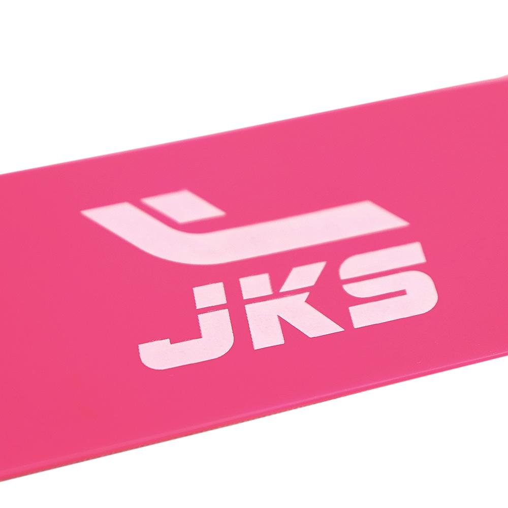 banda elastica jks latex unidad rosado