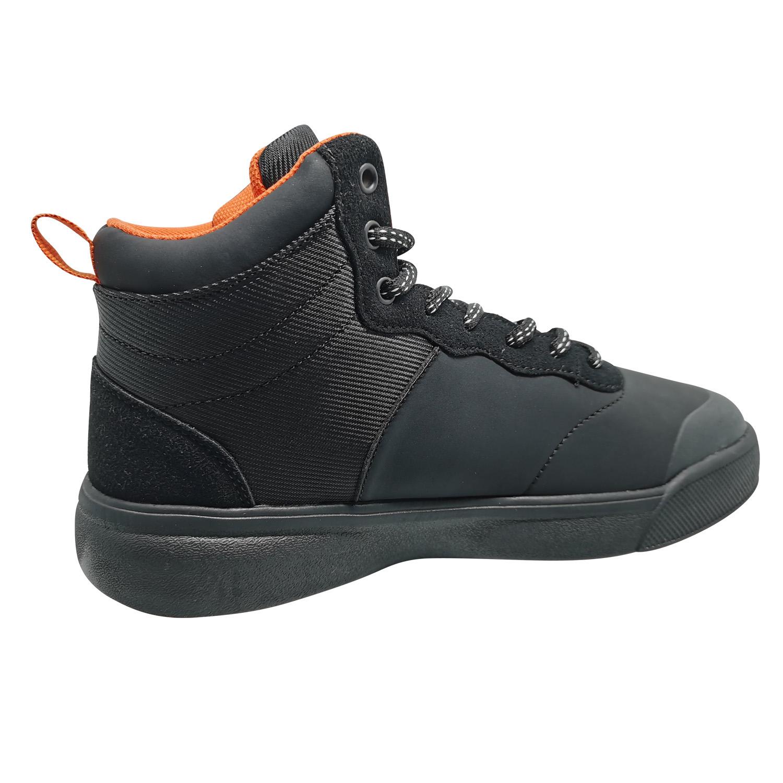 Zapatillas de Hombre Riders Spitfire Negro-Naranjo