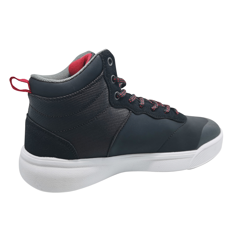 Zapatillas de Hombre Riders Spitfire Negro-Rojo