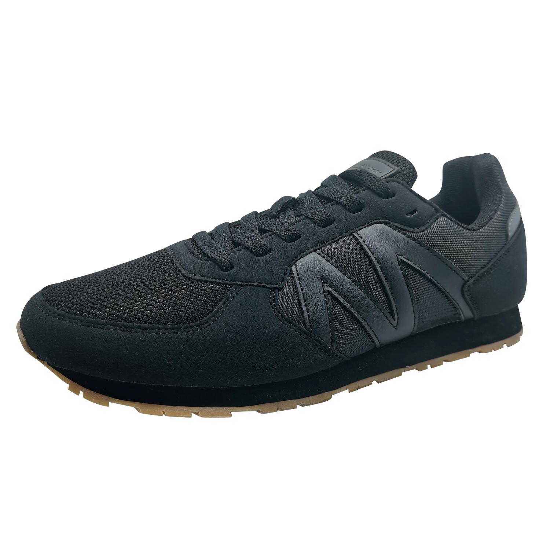 Zapatillas de Hombre Michelin Footwear Cyclo Cross Negro-Cafe