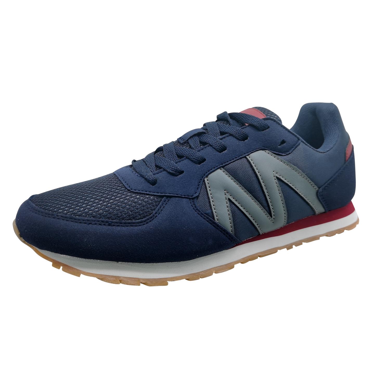 Zapatillas de Hombre Michelin Footwear Cyclo Cross Azul-Rojo