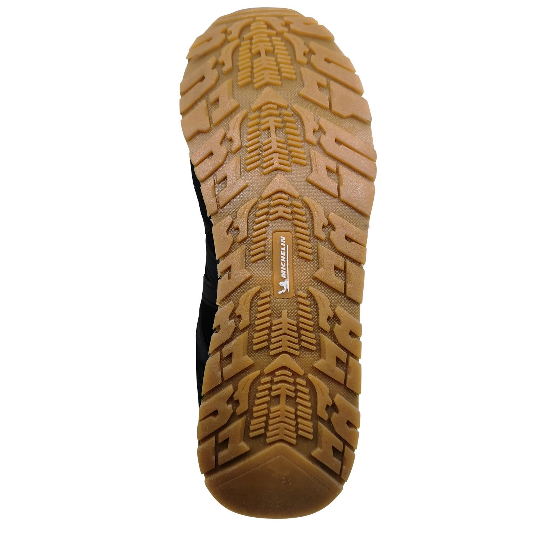 Zapatillas de Mujer Michelin Footwear Cyclo Cross Negro-Rosado
