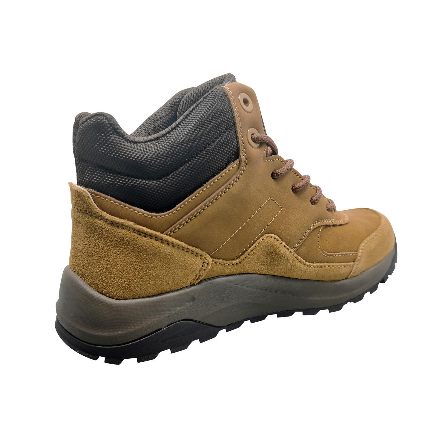 Zapato de Hombre Desert Race Michelin Footwear Waterproof Camel