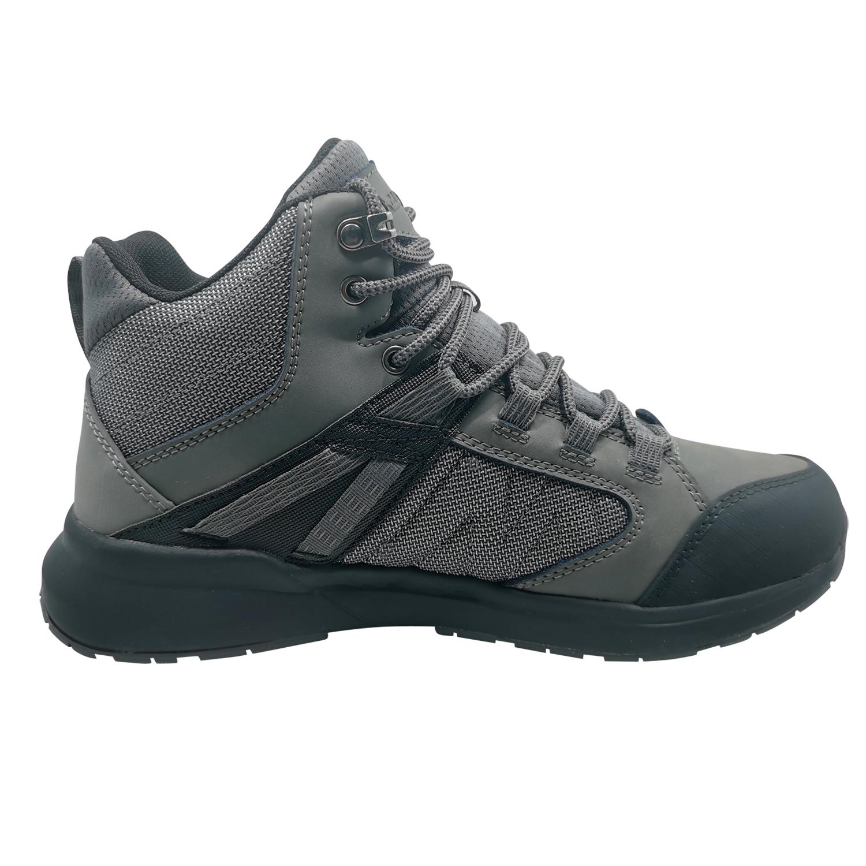 Zapatillas de Hombre Protek Urban Michelin Footwear Waterproof Gris