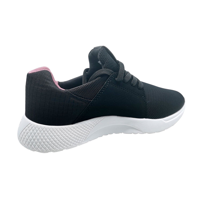 Zapatillas de Mujer Michelin Footwear Country Rock Negro-Rosado