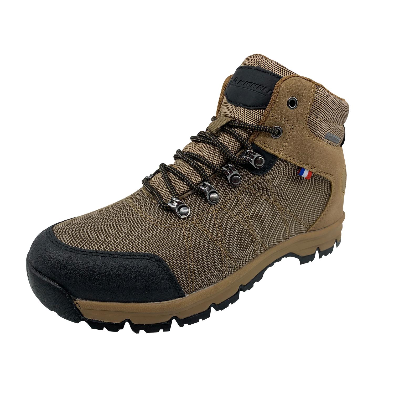 Zapato de Hombre Ltx Michelin Footwear Waterproof Cafe