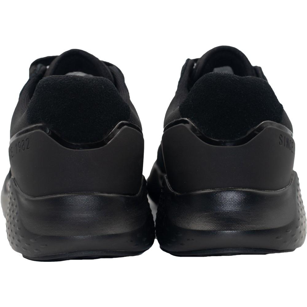 Zapatillas de Hombre Bhpc Bling Negro-Negro