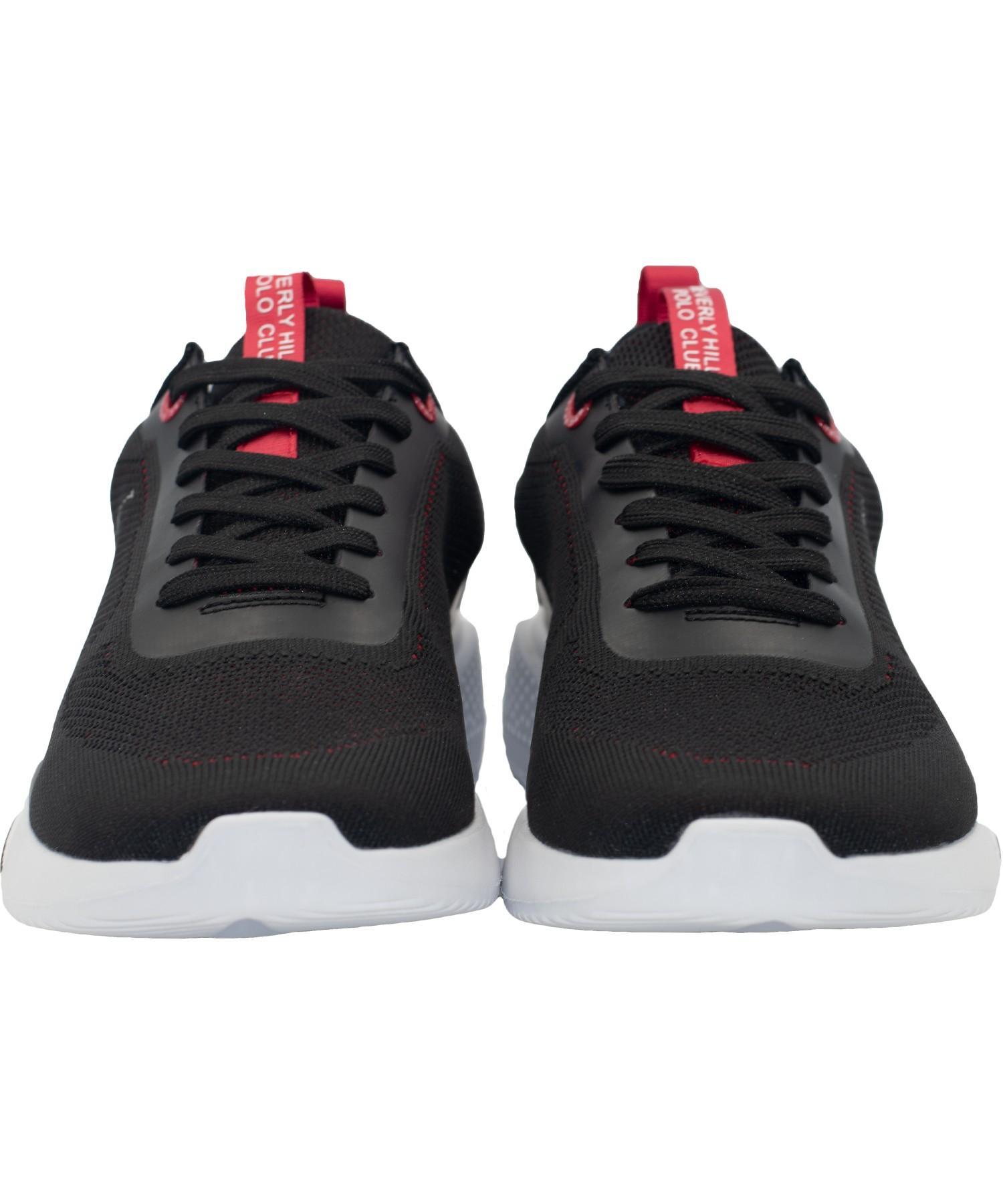 Zapatillas de Hombre Bhpc Lift Negro-Blanco
