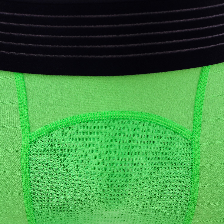 Calza Deportiva de Hombre Nike Primera Capa Verde