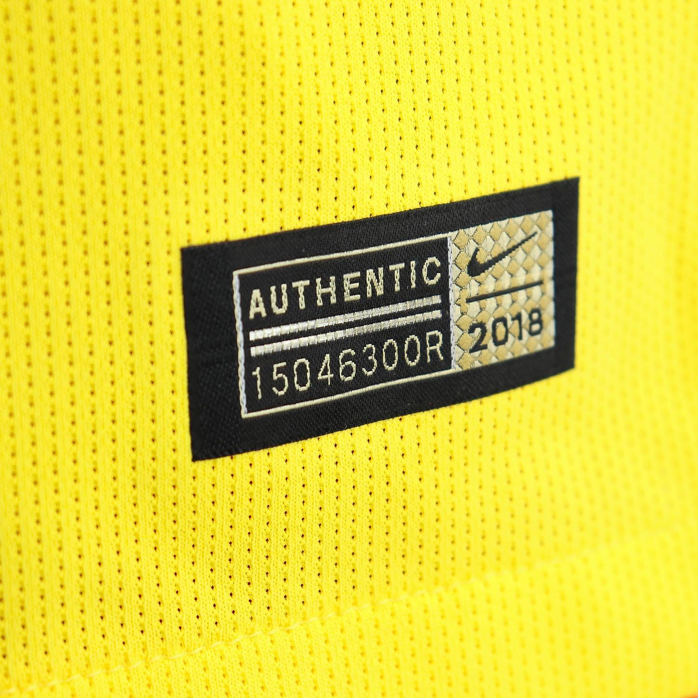 Camiseta de Arquero Mujer Nike Seleccion Chilena Amarillo
