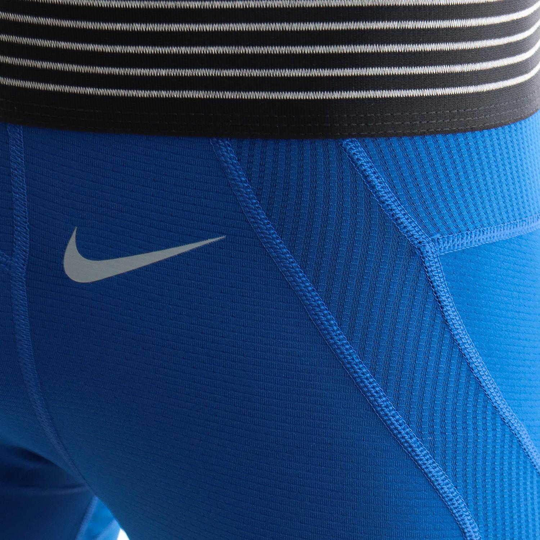 Calza Deportiva de Hombre Nike Primera Capa Azul