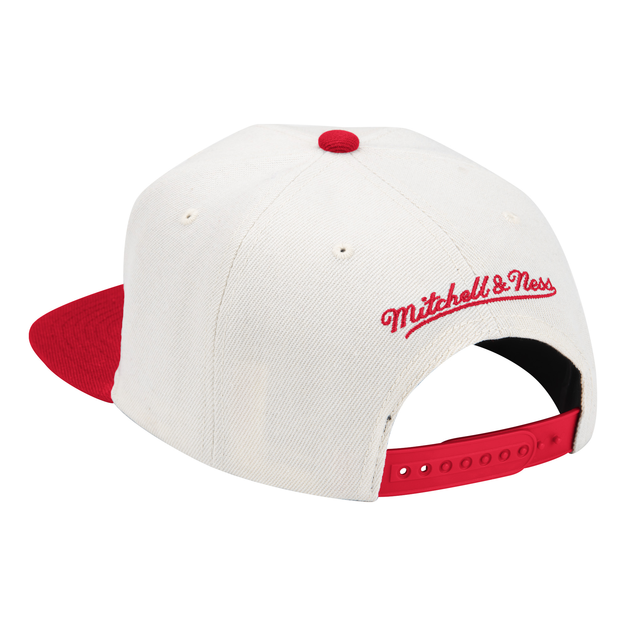 NBA NATURAL XL SNAPBACK HWC BULLS