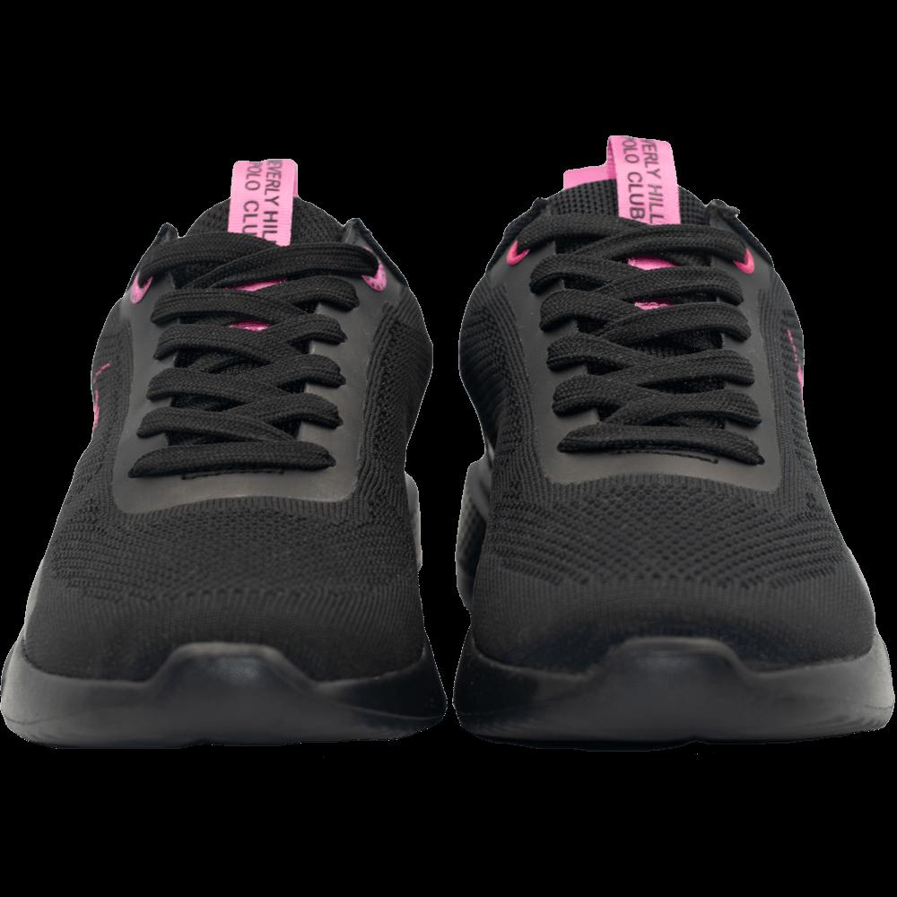 Zapatillas de Mujer Bhpc Lift Negro-Rosado