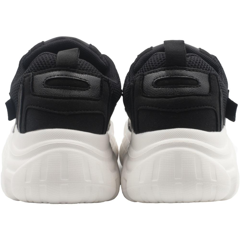 Zapatillas de Mujer Bhpc Zappa Negro-Blanco