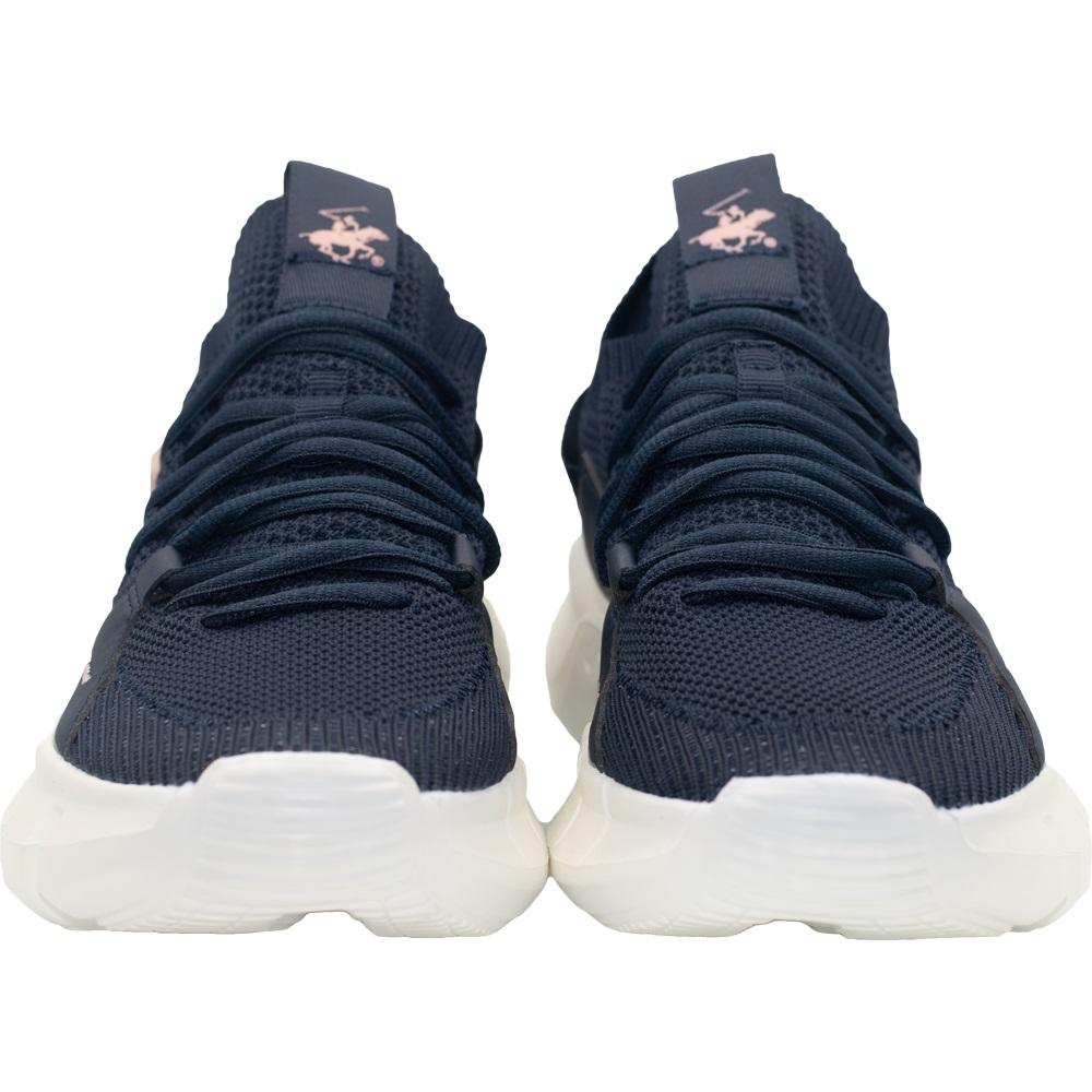 Zapatillas de Mujer Bhpc Zoe Azul-Blanco