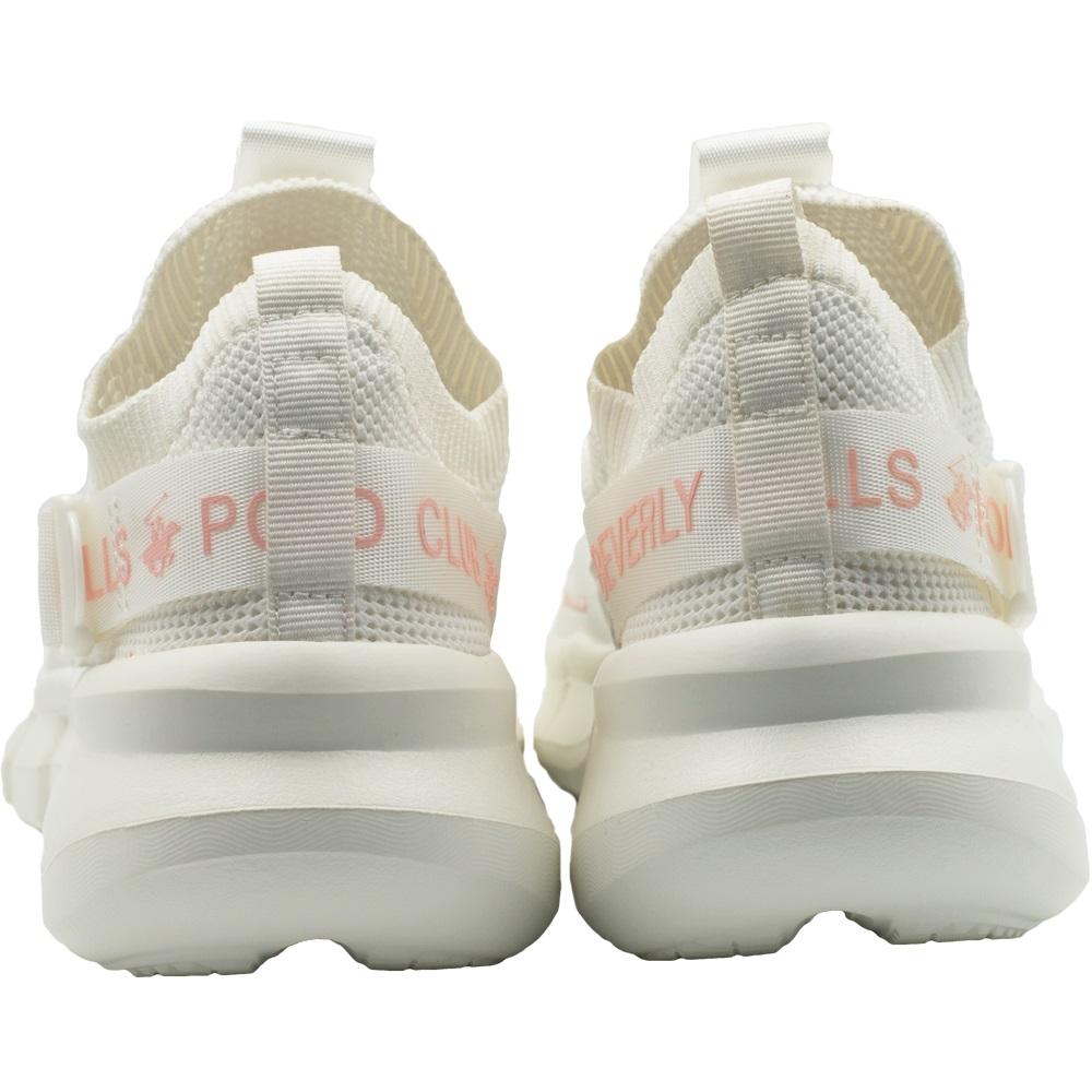 Zapatillas de Mujer Bhpc Zoe Blanco-Blanco