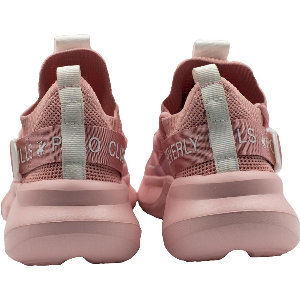 Zapatillas de Mujer Bhpc Zoe Rosado-Rosado