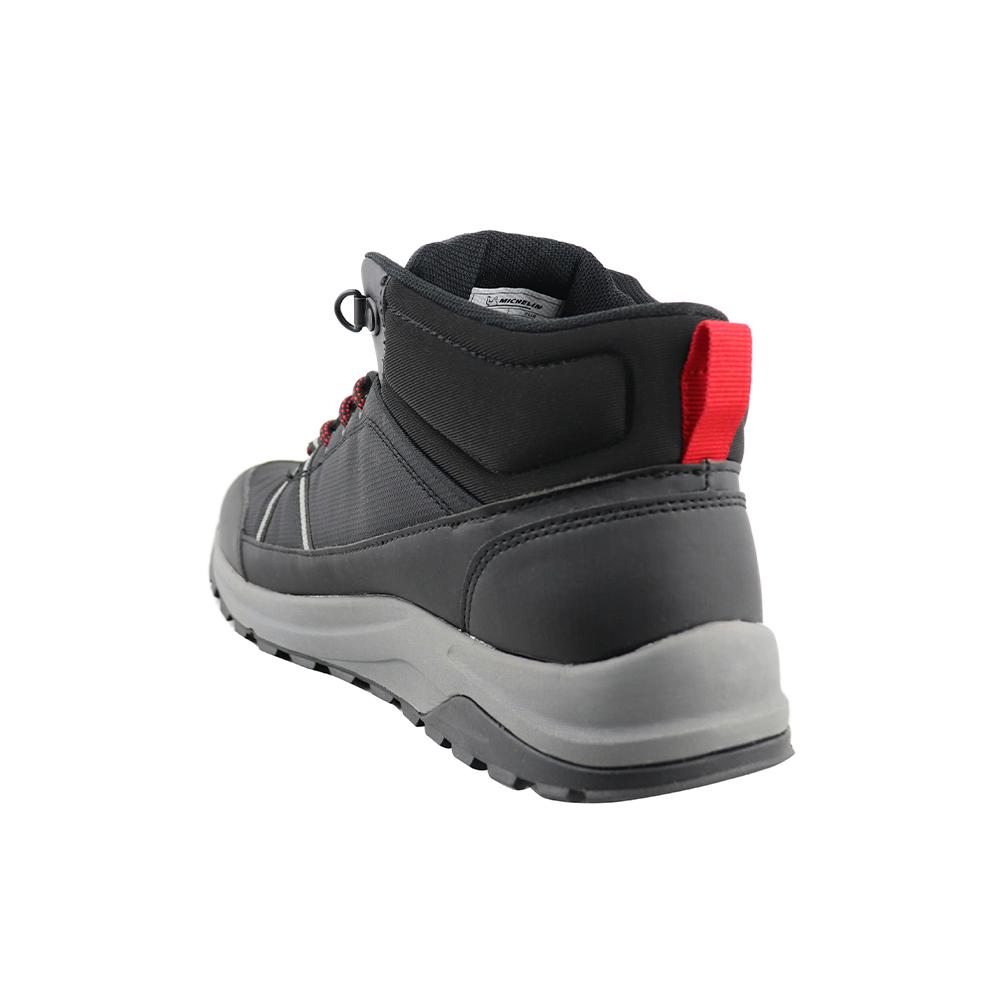 Zapatillas de Hombre Desert Race Michelin Footwear Negro-Gris Oscuro