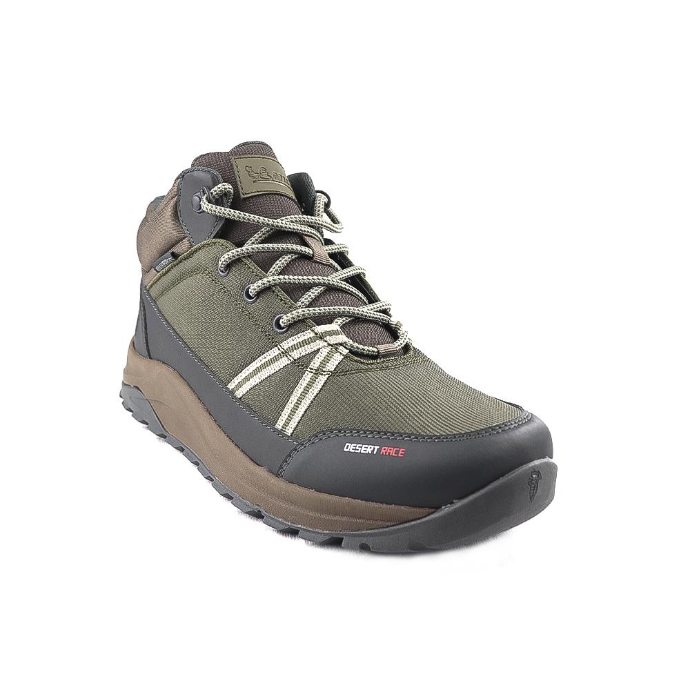 Zapatos de Hombre Desert Race Michelin Footwear Verde oscuro