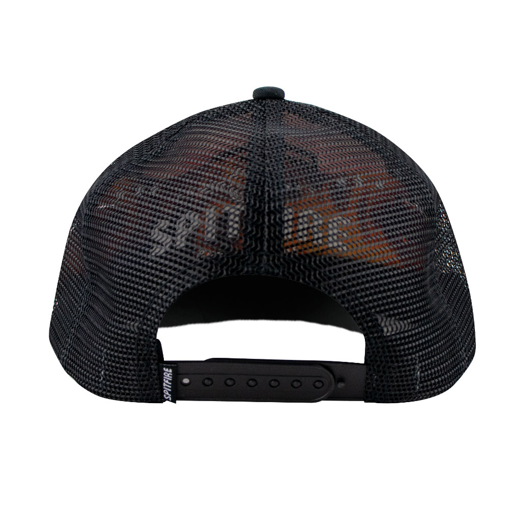 SPITFIRE SNAPBACK HOMBRE PLANE TIE DYE 3/ BLACK