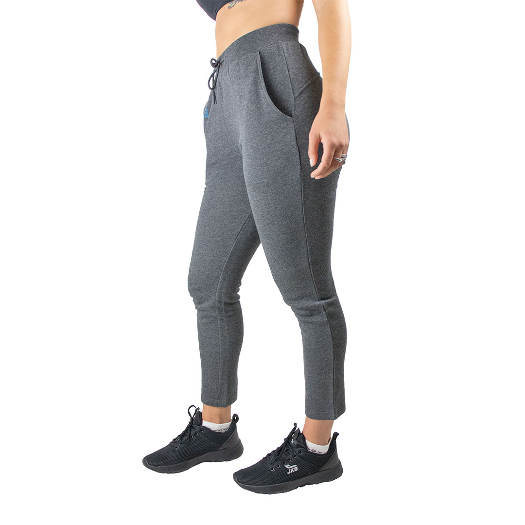 JOGGER MUJER JKS INSPIRATION PRO GRIS OSCURO
