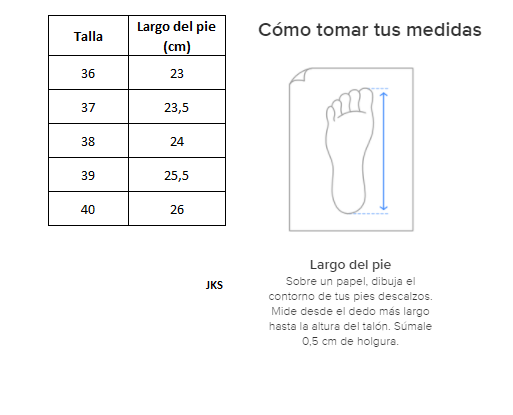 Zapatillas de Mujer Inspiration Pro Foam Jks Gris-Rosado