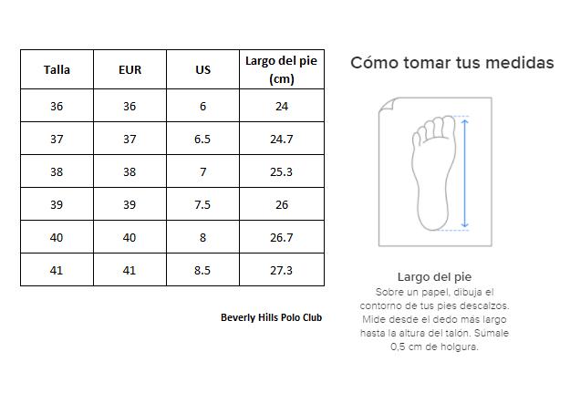 Zapatillas de Mujer Bhpc Zappa Blanco-Blanco