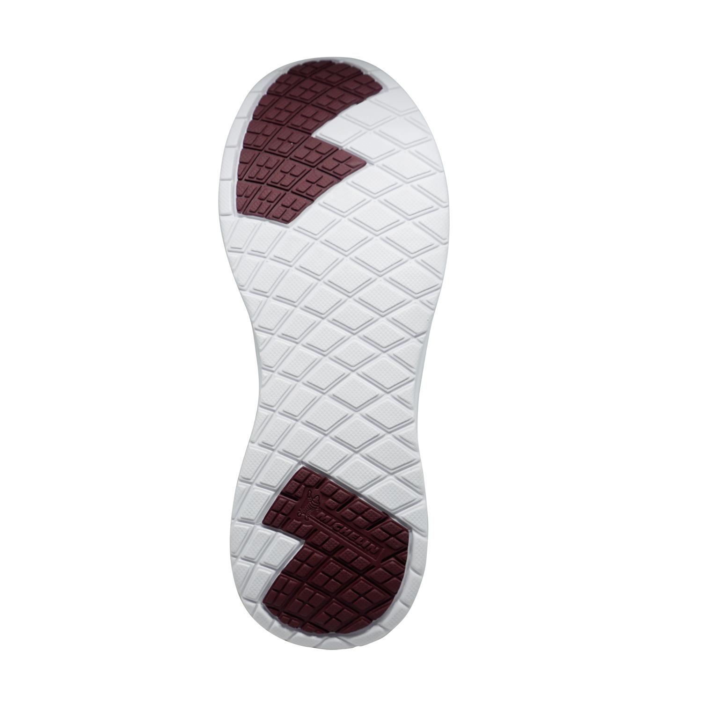 Zapatillas de Hombre Michelin Footwear Country Rock burdeo