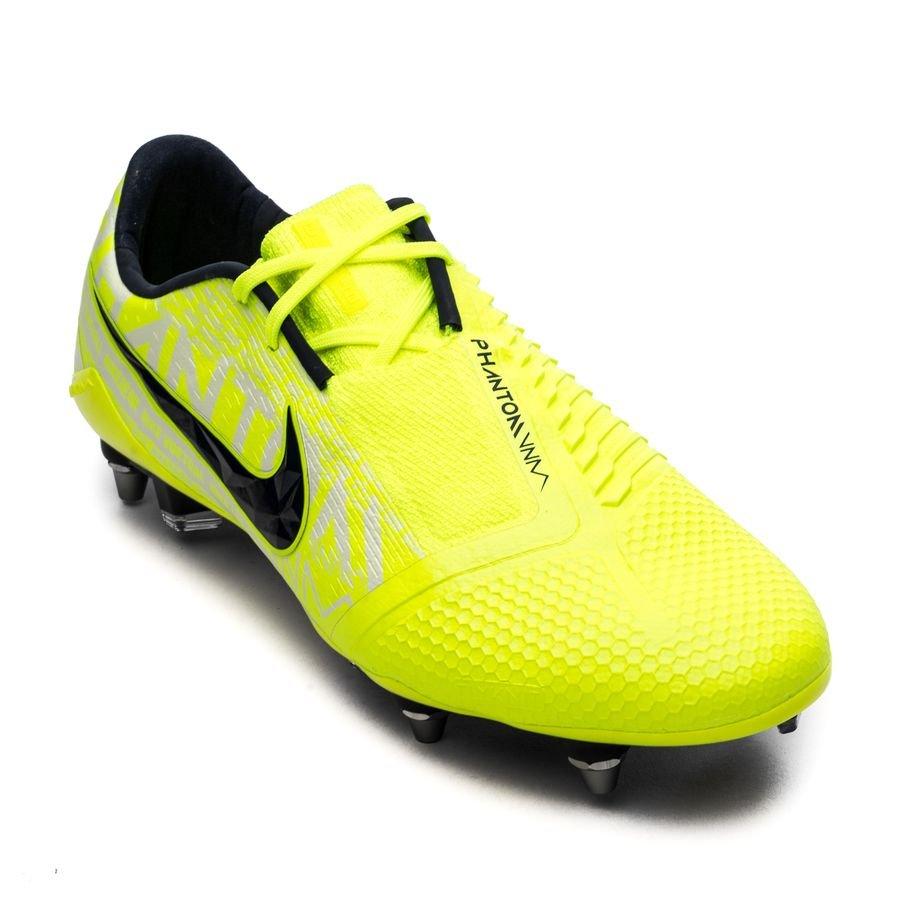 Zapatos de Futbol Profesionales de Hombre Phantom Venom Elite SG-PRO amarillo