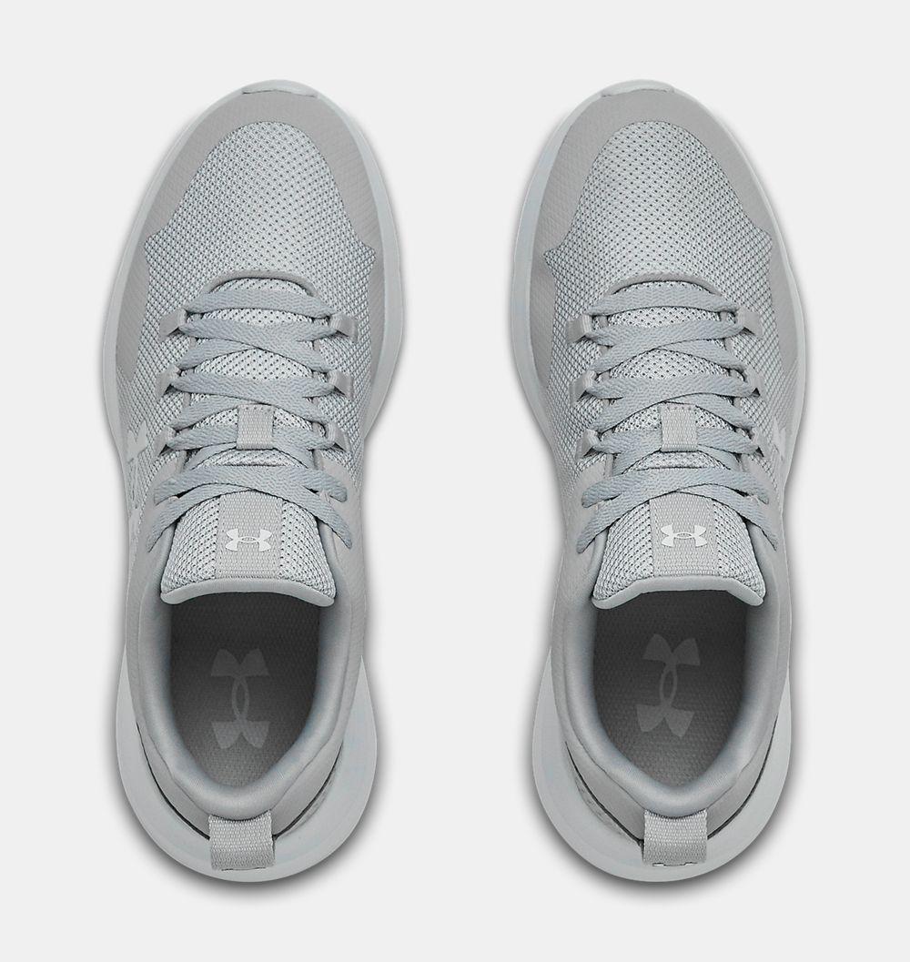 Zapatillas de Hombre Under Armour Essential gris