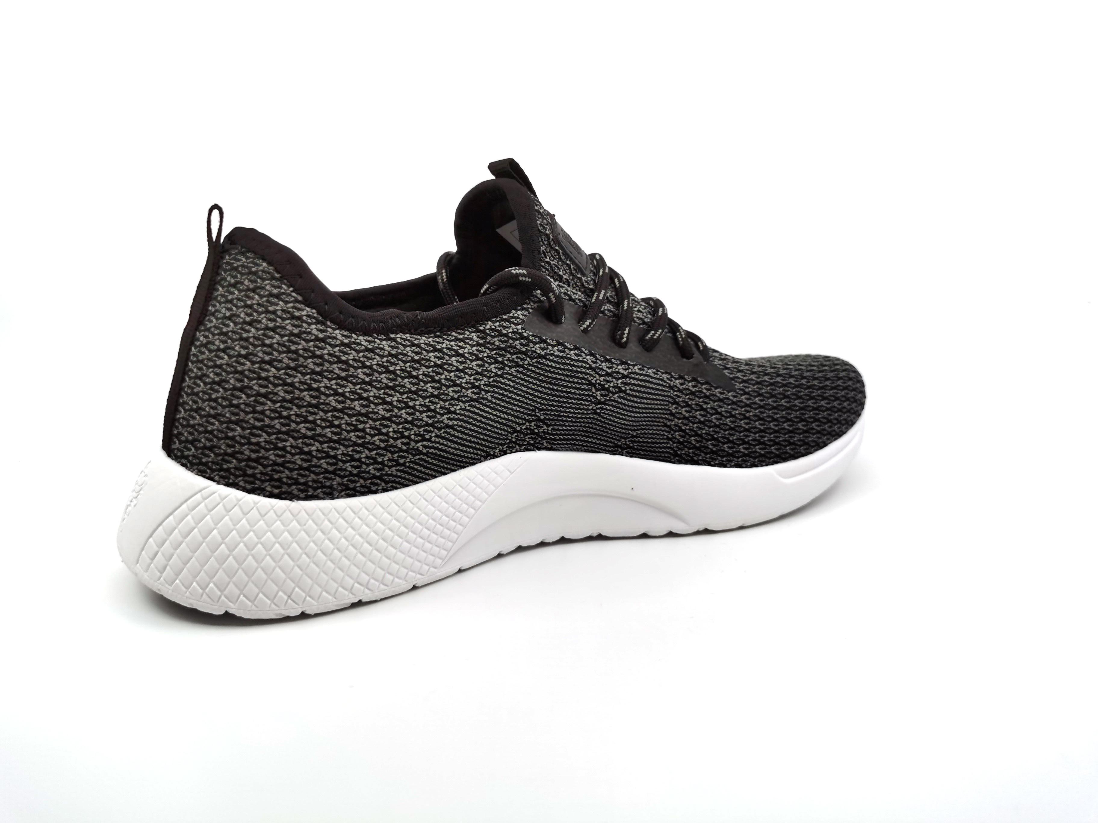 Zapatillas de Hombre Michelin Footwear Country Rock gris-blanco