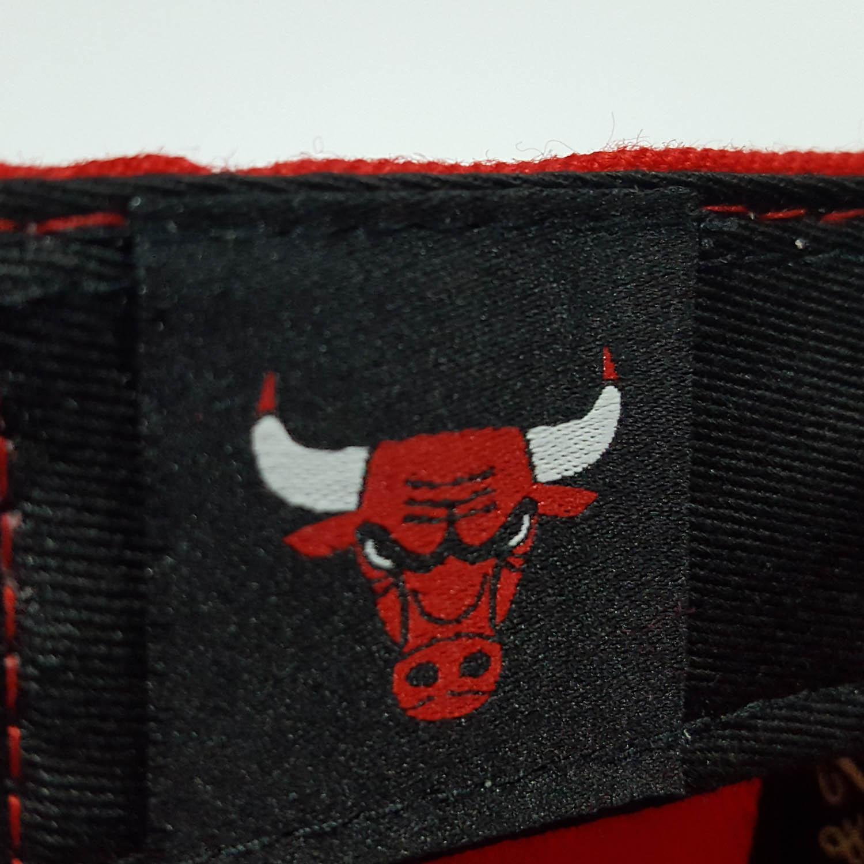 Gorro Mitchell And Ness Bulls NBA TG Snapback Rojo