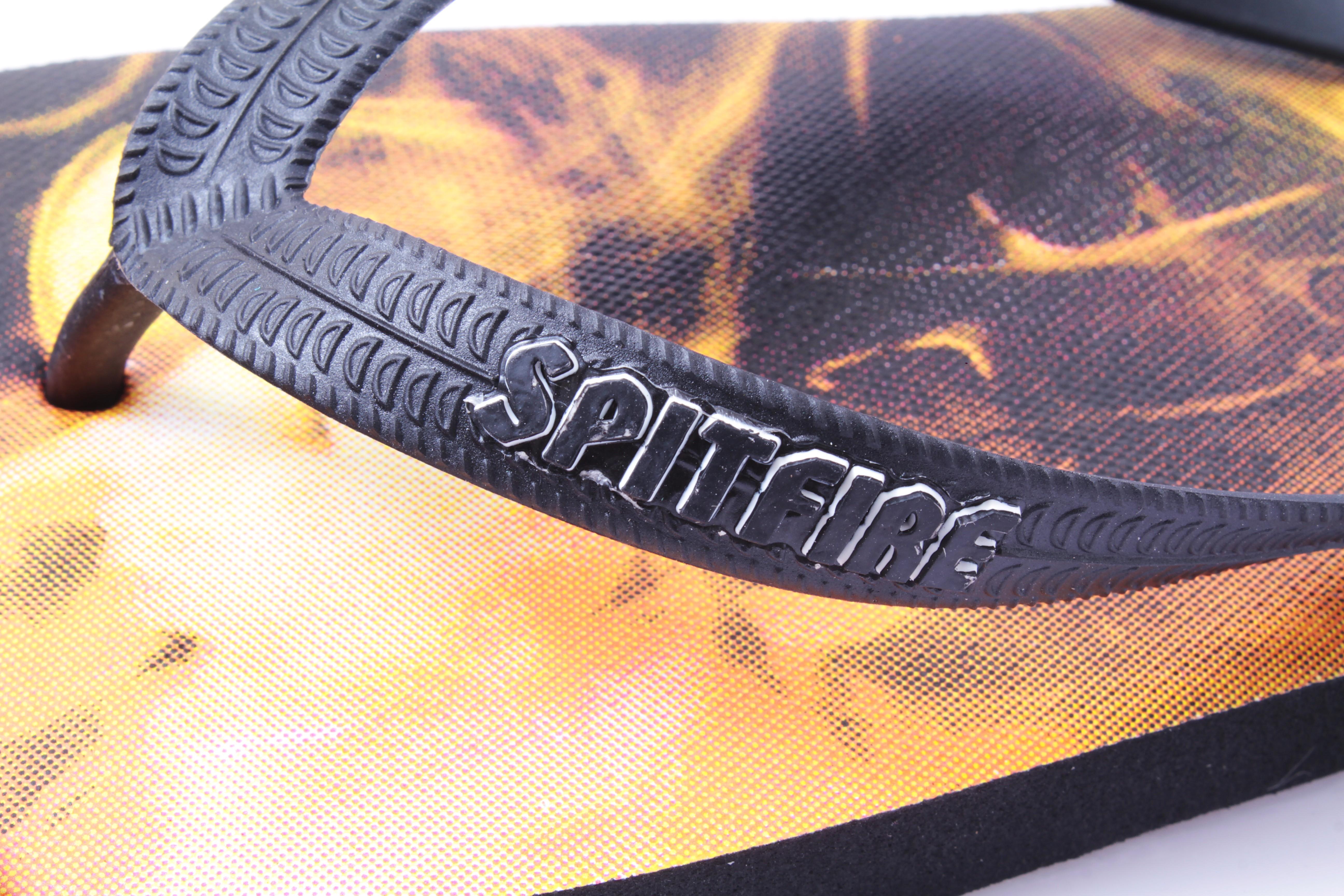 Sandalias de Hombre Fire Strap Spitfire multicolor