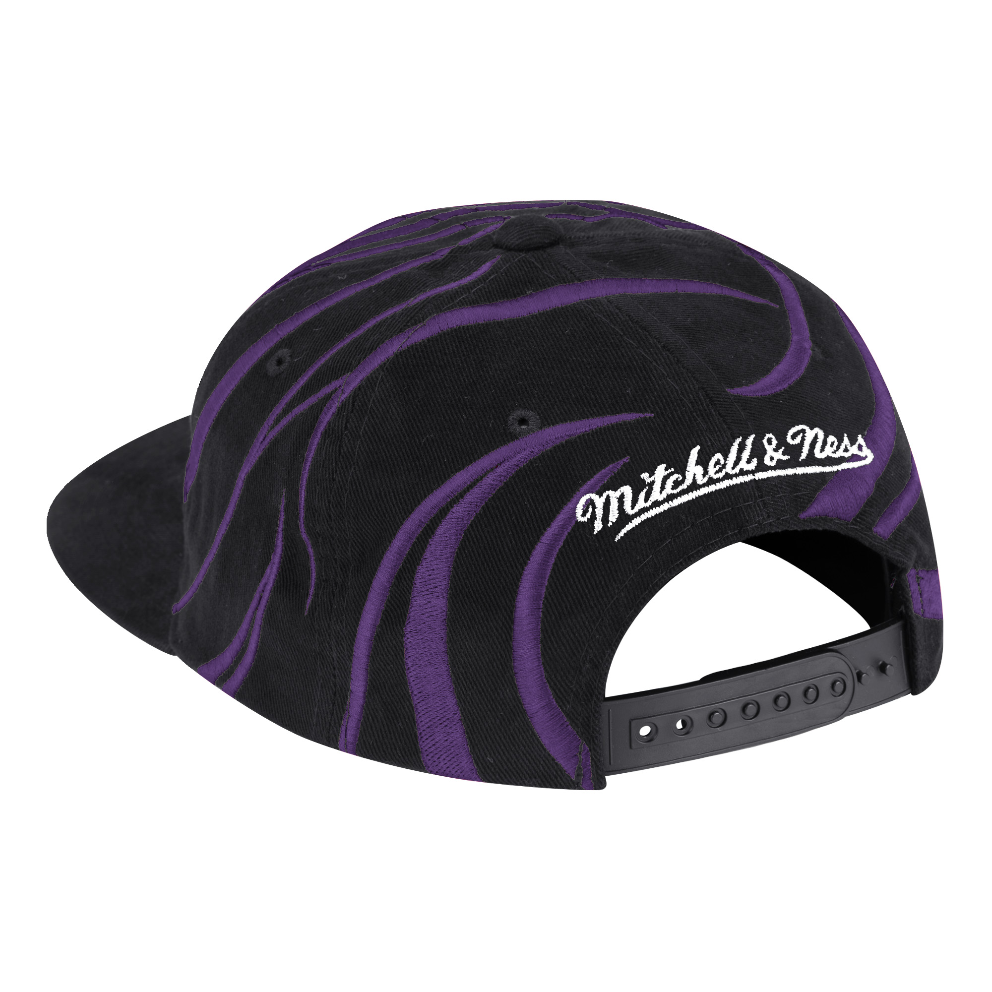 Gorro Mitchell And Ness Lakers NBA Hurrican DS Snapback Negro