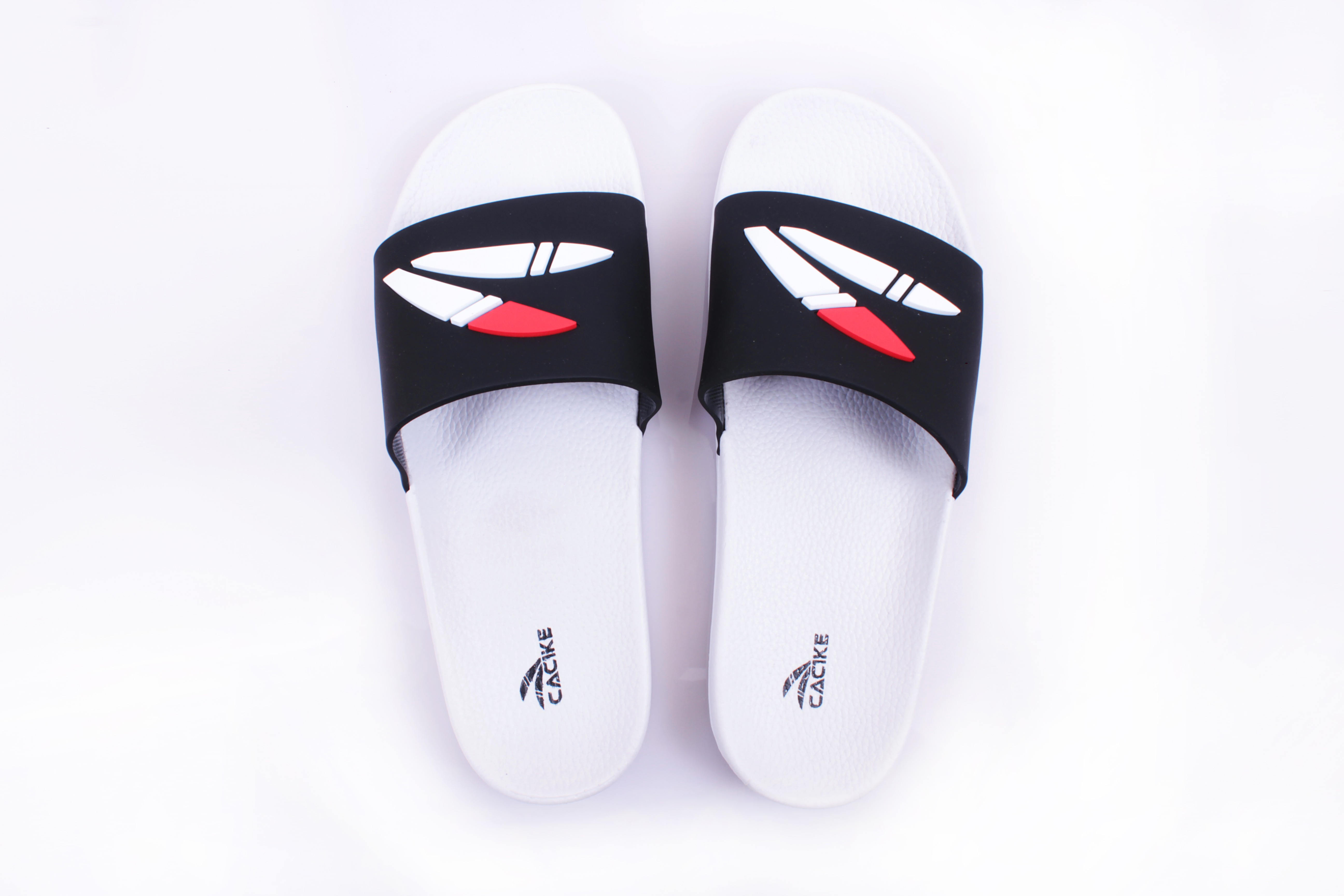 Sandalias de Hombre Pluma Cac1ke Blanco