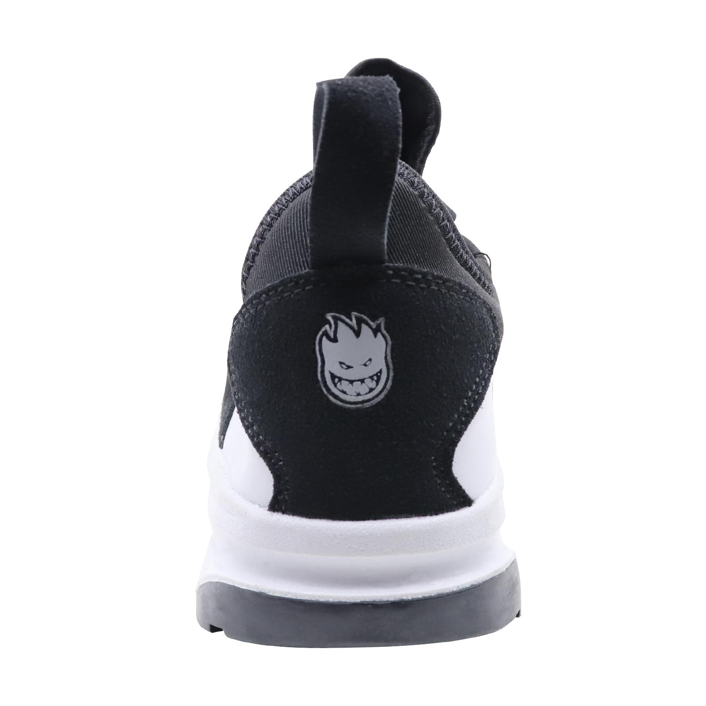 Zapatillas de Hombre Halsam Flip Spitfire Negro-Gris